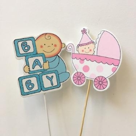 Wooden Baby Picks