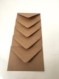 Envelopes Brown Kraft