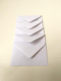 Envelopes White