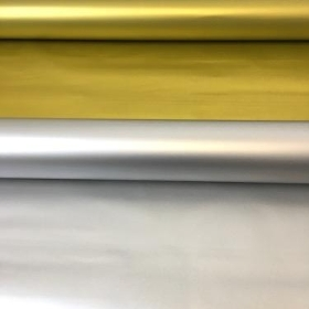 Frosted Cellophane 60m Roll