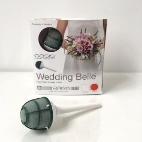 Wedding Belle 5cm Dry Foam x 4
