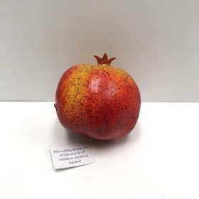 Artificial Pomegranate 9cm