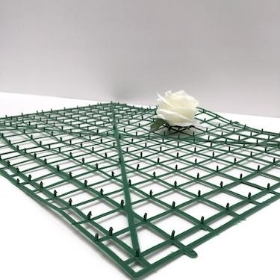 Plastic Flower Wall Base 228