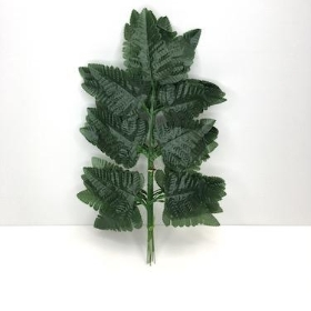 Leather Leaf 38cm x 12 stems