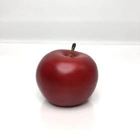 Artificial Red Apple 7.5cm