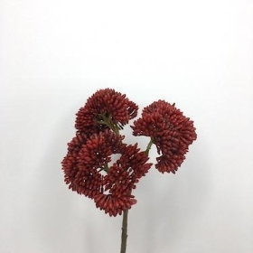 Red Wild Berry Spray 45cm