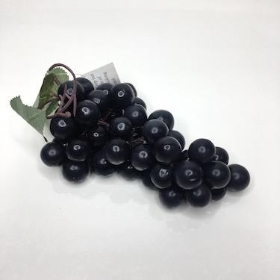 Artificial Black Grapes