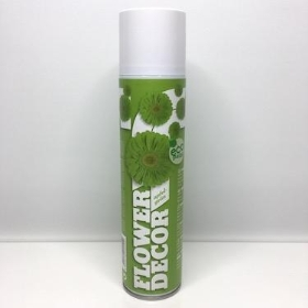 Flower Spray Paint Apple Green