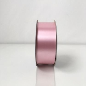 Baby Pink Poly Ribbon 91m