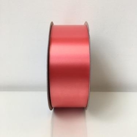 Brick Red Poly Ribbon 91m