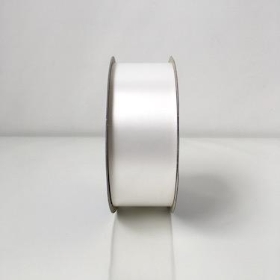 White Poly Ribbon 91m
