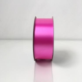 Cerise Pink Poly Ribbon 91m