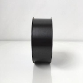 Black Poly Ribbon 91m