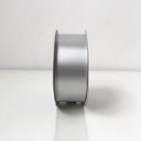 Silver Poly Ribbon 91m
