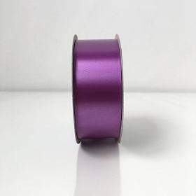 Plum Poly Ribbon 91m