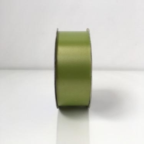 Moss Green Poly Ribbon 91m