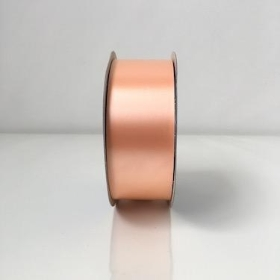 Peach Poly Ribbon 91m