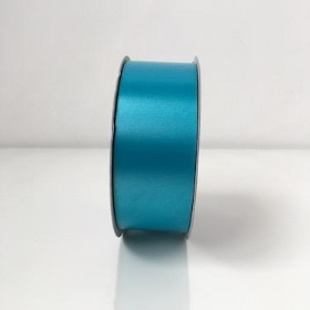 Turquoise Poly Ribbon 91m