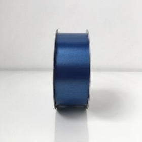 Navy Blue Poly Ribbon 91m