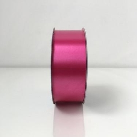 Cyclamen Poly Ribbon 91m