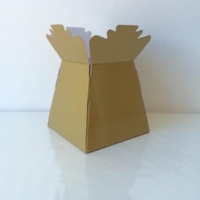 Gold Sweet Bouquet Box