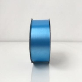 Azure Blue Poly Ribbon 91m