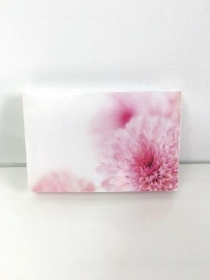 Small Florist Cards Pink Bloom