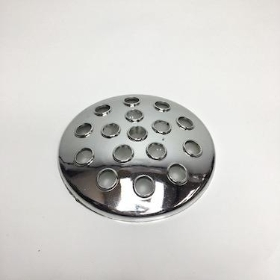 Grave Pot Replacement Lid Silver