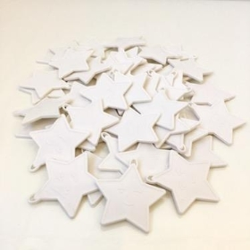White Star Plastic Balloon Weights