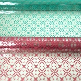 Cuban Design Cellophane Roll 100m