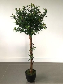 4 ft Artificial Olive Tree