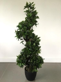 Artificial Spiral Bay Tree 4ft